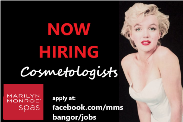 We are looking for the perfect Cosmetologist